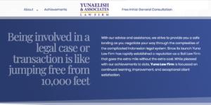 Yuna Law Firm
