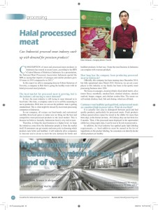 Halal Processed Meat Bali